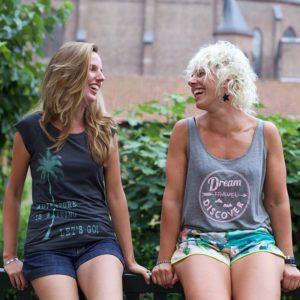 Mirjan & Annemarie de oprichters van Ik wil meer reizen