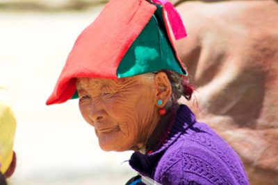De gezichten van Tibet